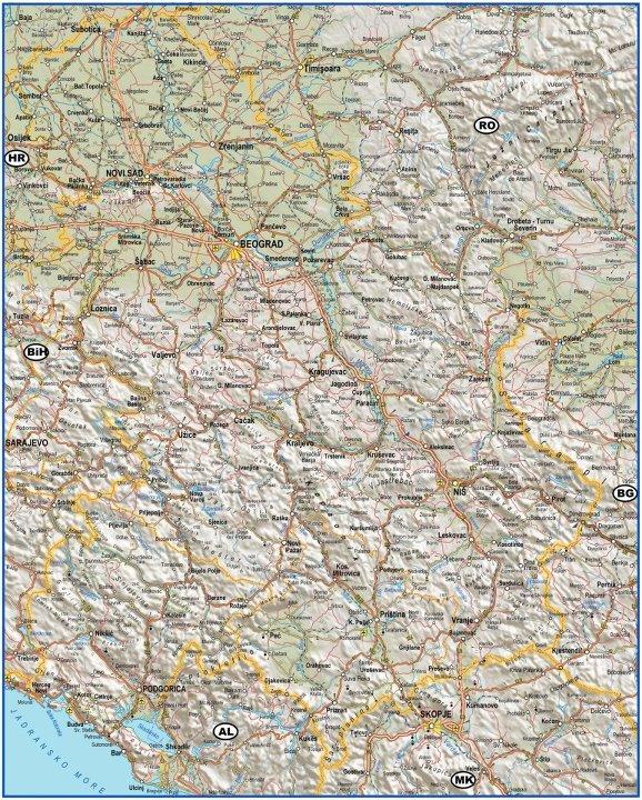 geografska karta srbije sa legendom Manastir Lepavina   Srpska Pravoslavna Crkva geografska karta srbije sa legendom